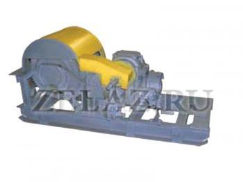 Лебедка шахтная вспомогательная 1ЛВ-09 - фото