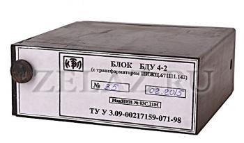 Блок управления БДУ-4-2 - фото