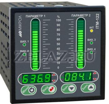 Индикатор ИТМ-122У - фото