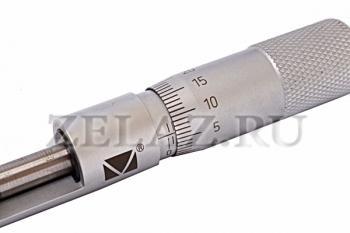 Микрометр проволочный типа МП-10-0,1 ПФ - фото