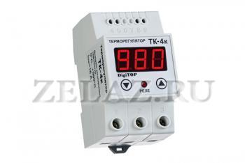 Терморегулятор ТК-4к - фото