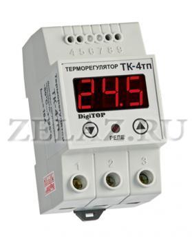 Терморегулятор ТК-4тп - фото
