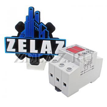 VA-protector 40A реле напряжения с контролем тока