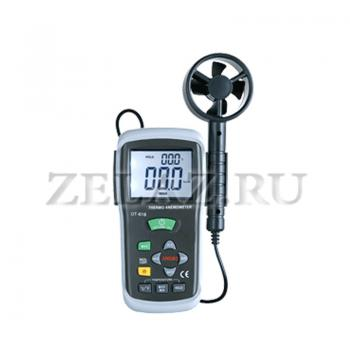 Анемометр цифровой DT-618 - фото