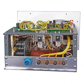 Генератор звуковой ГПК-11 - вид сзади