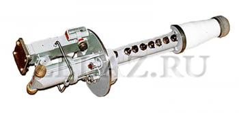 Импульсный усилительный клистрон КИУ-5 - фото
