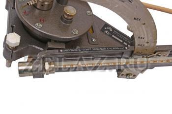ММН-2400 микроманометр - обратная сторона