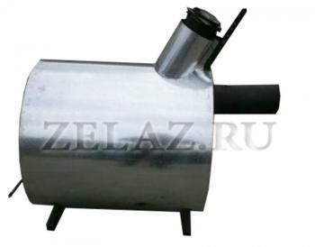 Печь-калорифер газогенераторная - фото