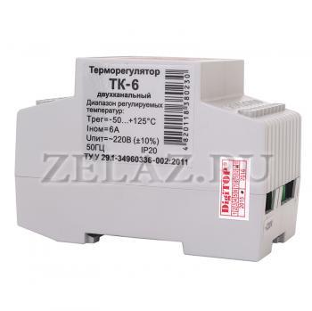 Температурный регулятор ТК-6